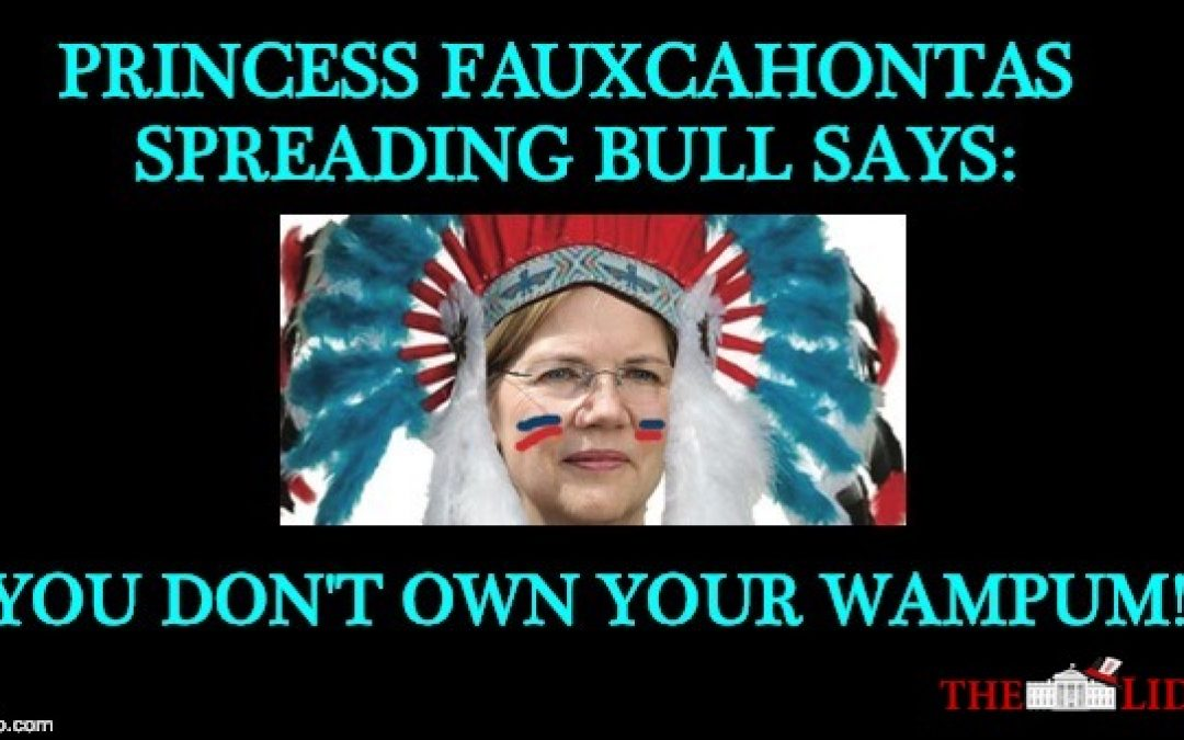 Tribal Battle? Senator Pocahontas Goes After Owner Of Wash. Redskins