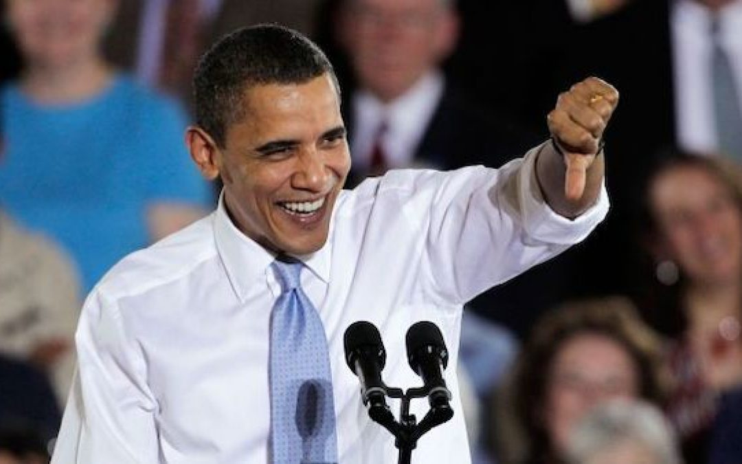 Some Democrats Saying Obama Was Lousy POTUS