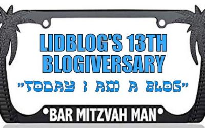 13th Blogiversary