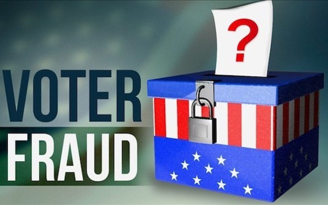 58,000 Non-Citizens Voted in Texas — and Leftists Say There's No Voter Fraud?