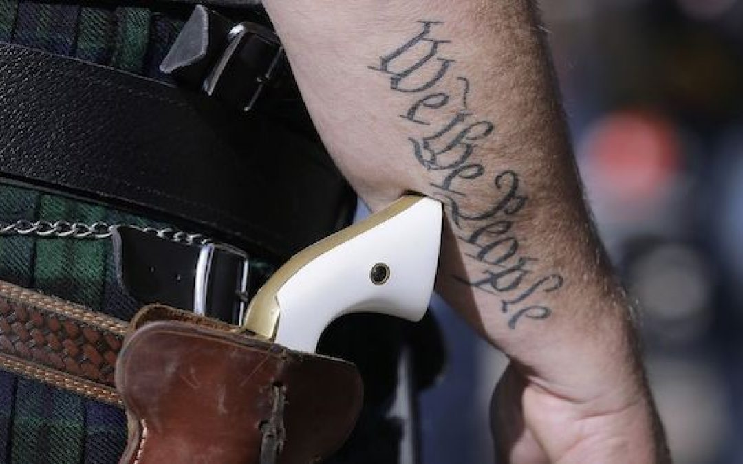 Using Red Tape, Wash. State Anti-Gun Liberals Trying To Curtail Concealed Carry