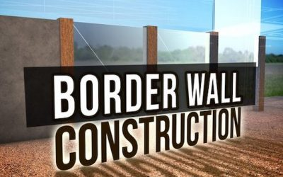 Worst Case Border Barrier Stops Only 14% Of Illegals-It'll Still Pay For Itself