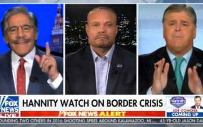 Dan Bongino Gives Unhinged Geraldo Rivera SERIOUS Slap Down About Illegal Immigrants