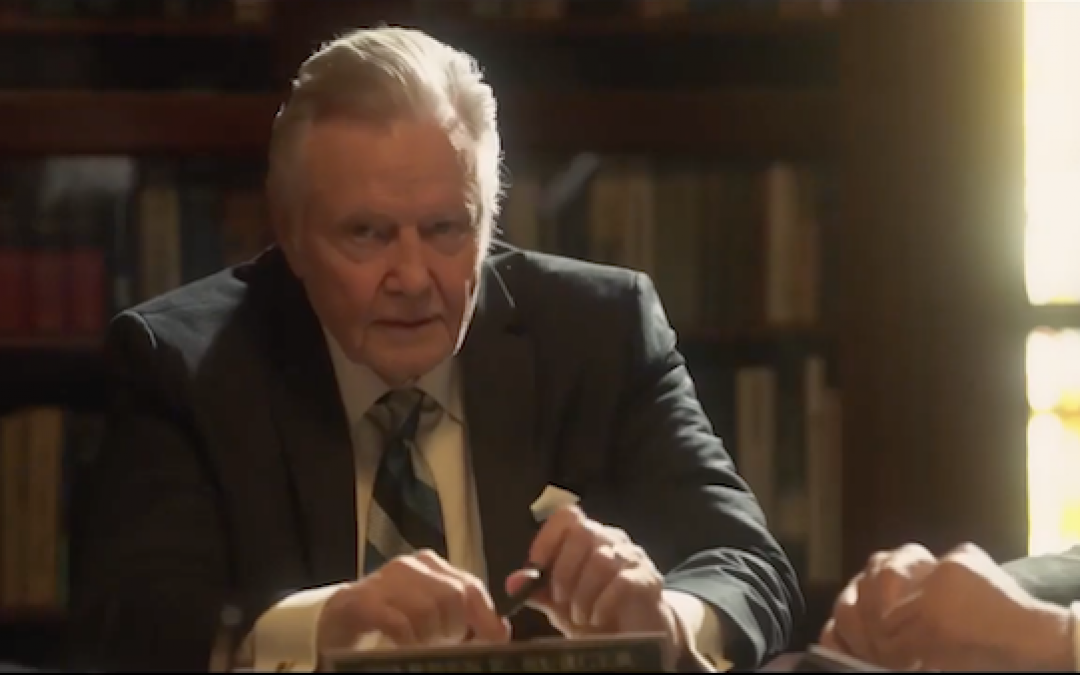 Facebook Rejects Ads From Pro-Life Film Starring Jon Voight