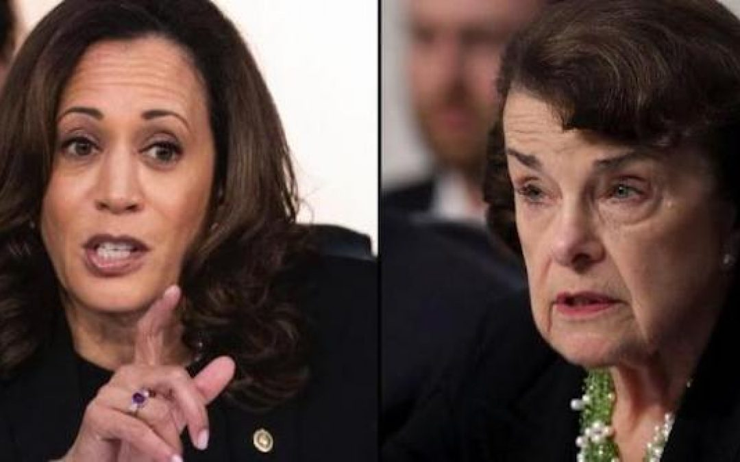 Sens. Harris And Feinstein LIVID As Trump Nominates Conservatives To 9th Circuit Court