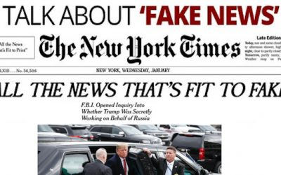 NY Times' Story On FBI Trump Probe After Comey Firing Is Illogical And Absurd