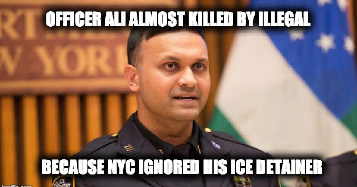 ICE detainer