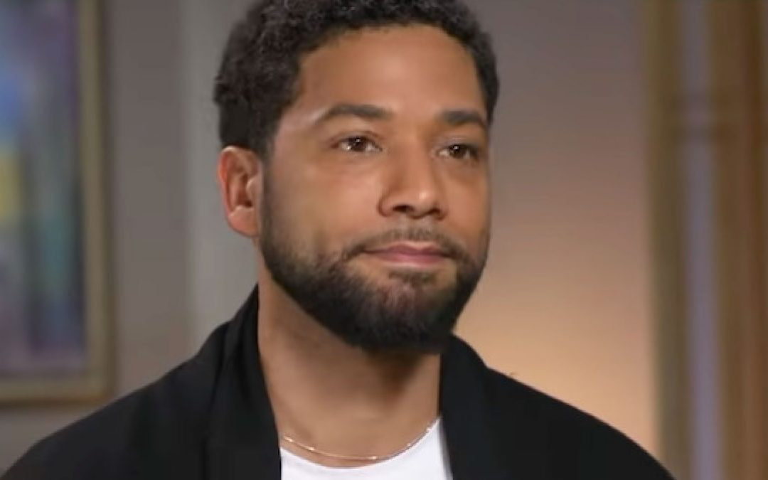 Reports: Police Probing Whether Empire's Jussie Smollett Staged 'MAGA' Attack