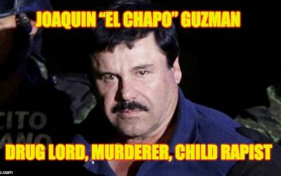 El Chapo Accused of Drugging and Raping Little Girls