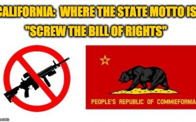 California Push for More Gun Control Goes On Hyperdrive