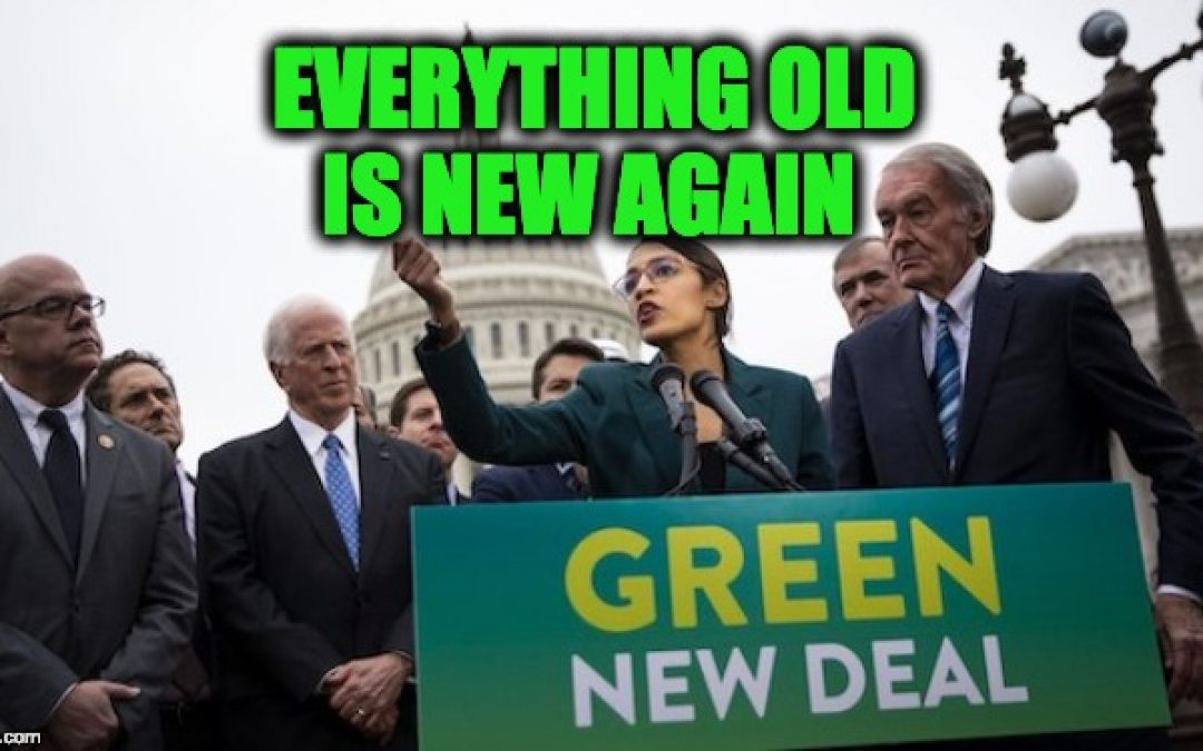 Is The Green New Deal Built On An Old 'Certified' Big Lie?