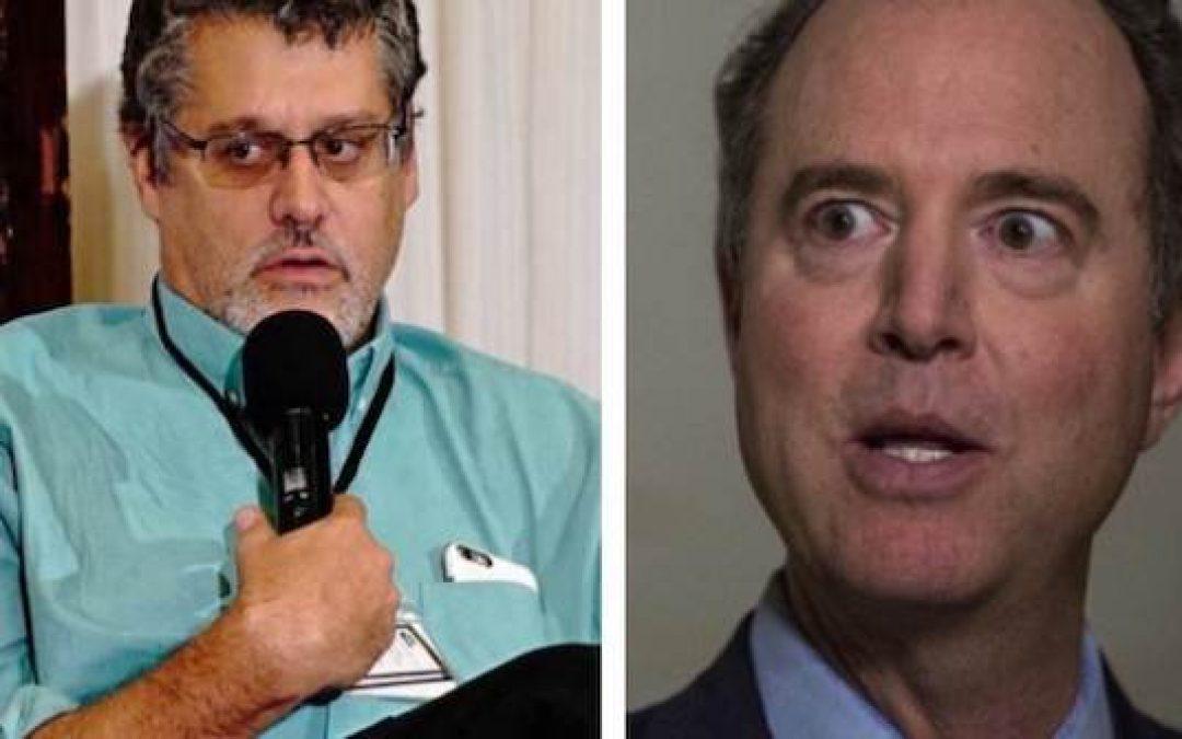 Rep. Adam Schiff Had Secret Meeting Fusion GPS' Glenn Simpson