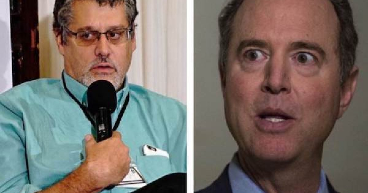 Adam Schiff Glen Simpson