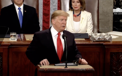 Text And Video of President Trump's SOTU