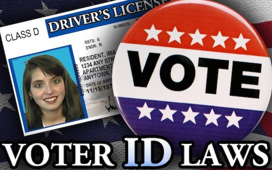 The Left's Been Lying: Study Shows Voter ID Doesn't Suppress Voting