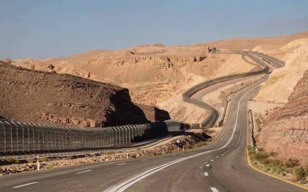 In Israel The Best Defense Is A Good Border Fence