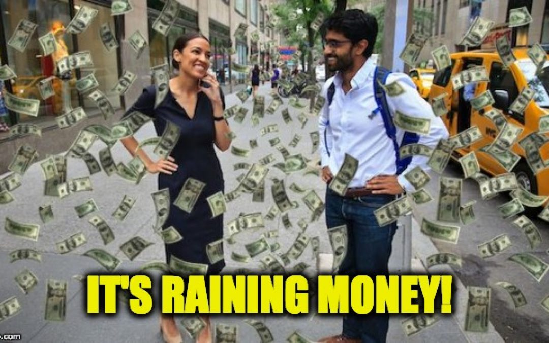 Rep. Ocasio-Cortez's Chief Of Staff Schemed To Hide $1 Million Campaign Cash