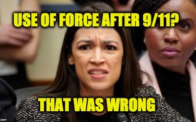 AOC: America Should Not Have Authorized Military Force in Response to 9/11 Attacks