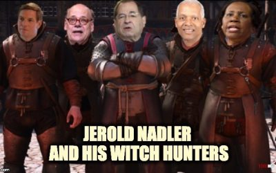Ex-Trump Advisor Says Won't Cooperate With Nadler's Witch Hunt, Will Refuse Subpoenas