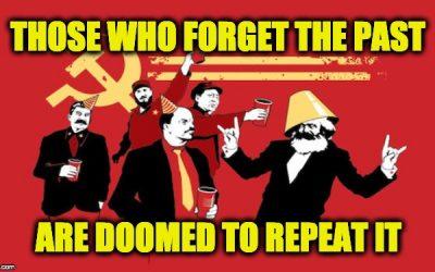 Socialism Ruins Economies, Even Worse –Socialism KILLS