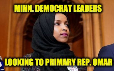 Minnesota Democratic Leaders Looking To Oust Rep. Omar