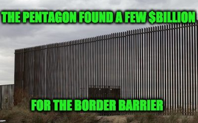 border barrier