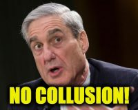 No Collusion!–Read  AG Barr's Summery Of Mueller Report Here