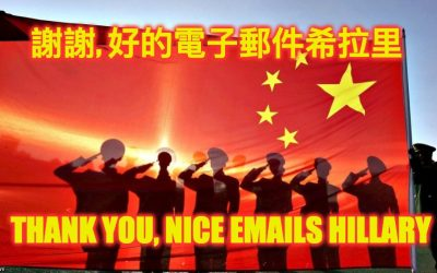 China Hacked Hillary's Server, Congress Knows, Comey Lied About It, But Still No Probe