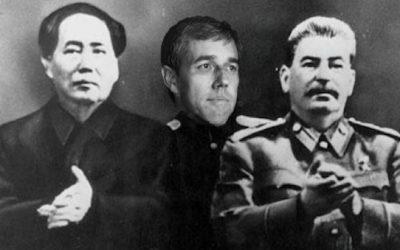 Beto O'Rourke Goes Full Commie, Threatens To Break Apart U.S. Wealth