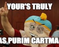 PURIM Starts Wed. Night- It's The Perfect Jewish Holiday For Political Junkies