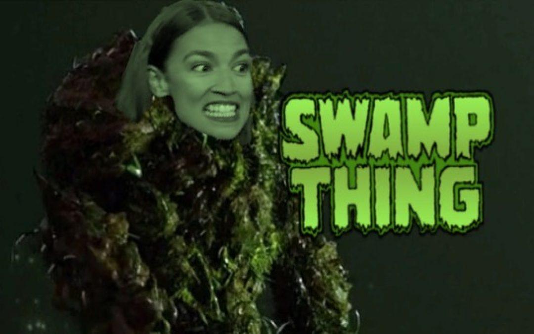 Deep DC Swamp Alexandria Ocasio-Cortez  Hit With Serious Ethics Violation