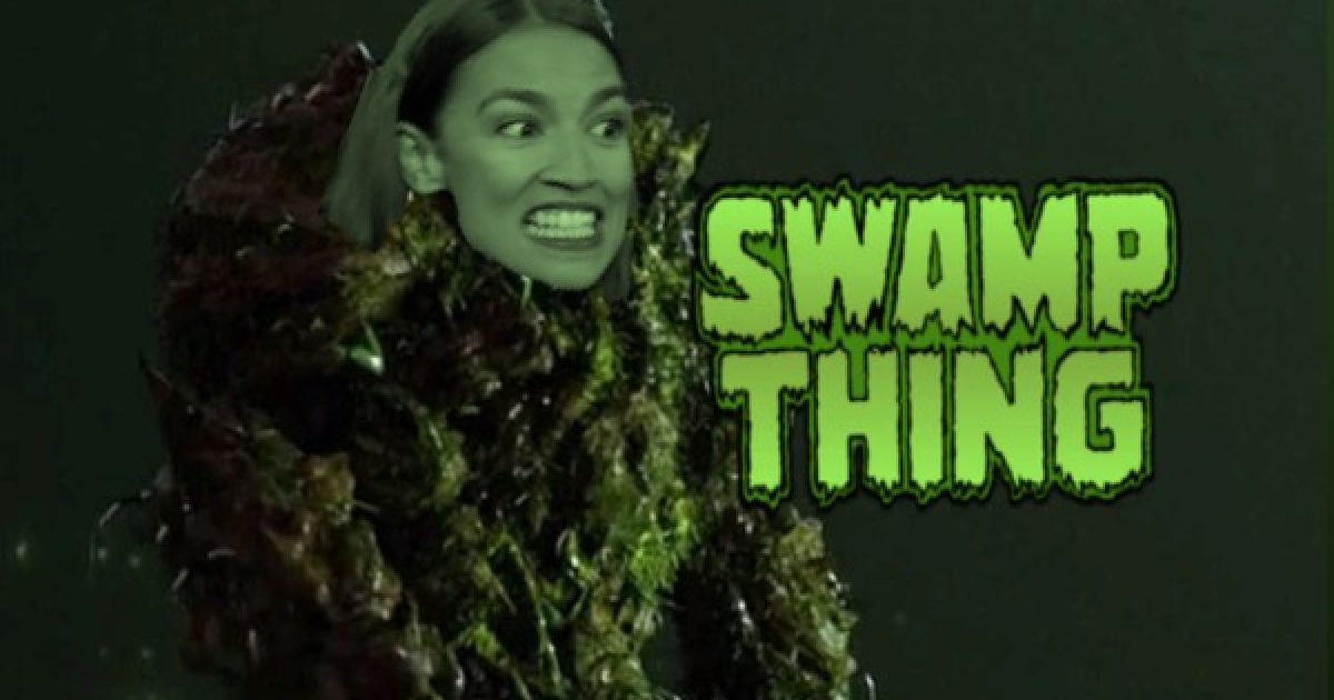deep swamp AOC