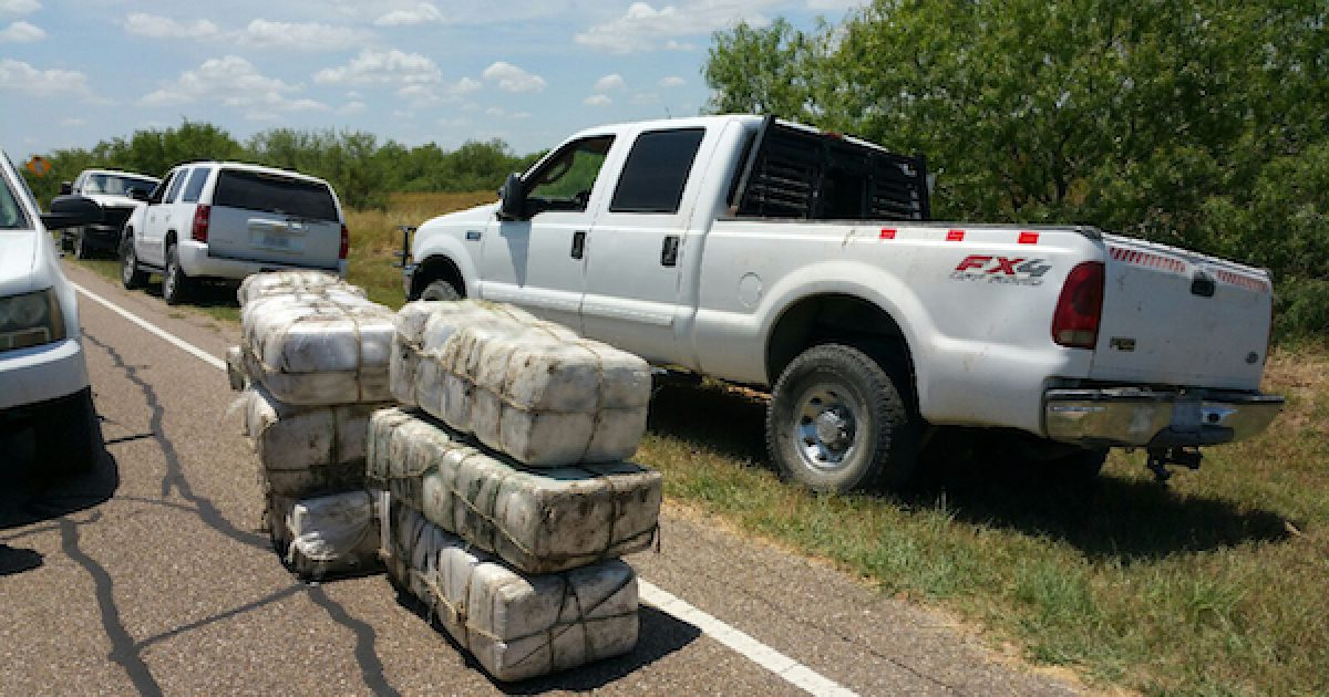 drug seized at border