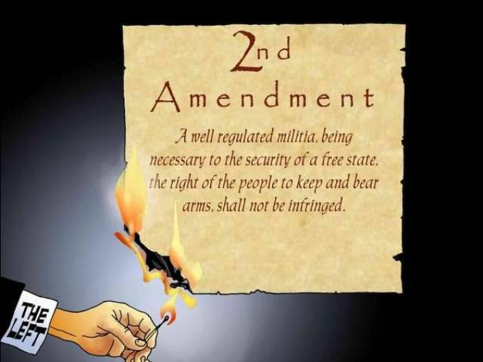 2nd Amendment.