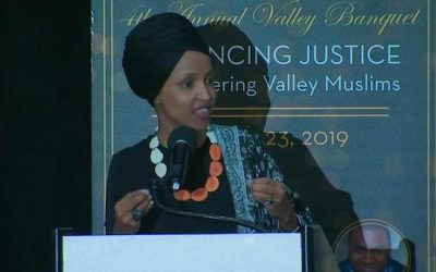 Democrat Rep. Omar Issued A Call To Arms For Her Fellow Muslim Americans