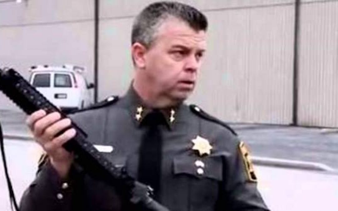 "Maryland Sheriffs Won't Enforce New Gun Law Say It's A ""Suicide Mission"" For Cops"