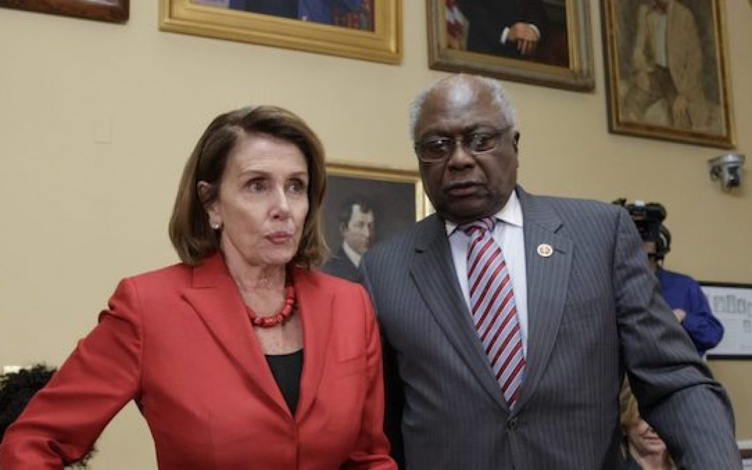Dems Defend Omar: Pelosi Suggests She's An Idiot, Clyburn  Minimizes Holocaust
