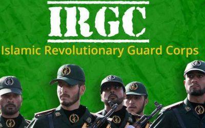 U.S. Designates Iranian IRGC A Terrorist Organization (Transcript/Video of  Pompeo's Speech)
