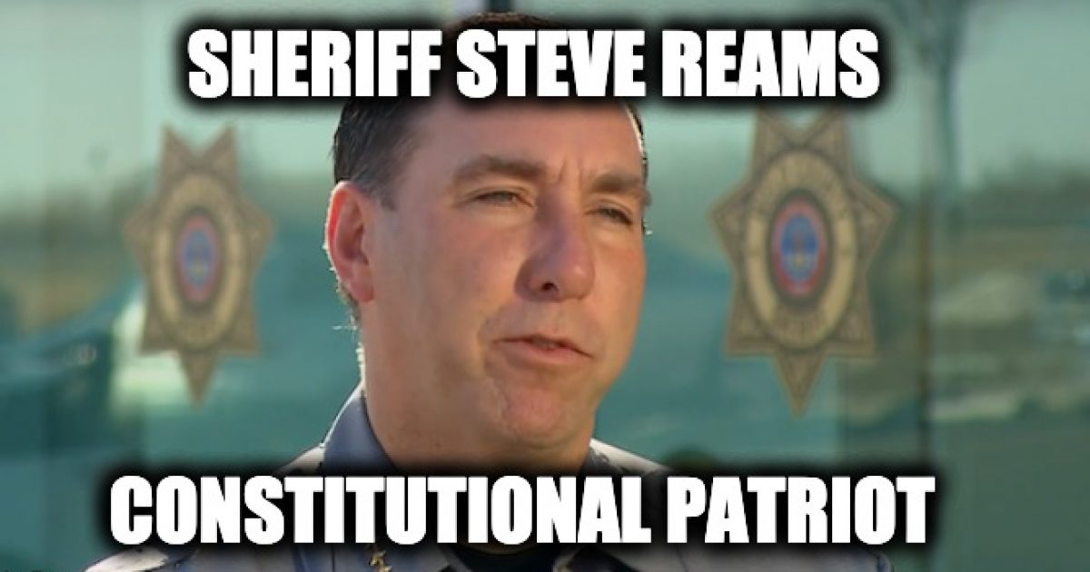 Sheriff Steve Reams