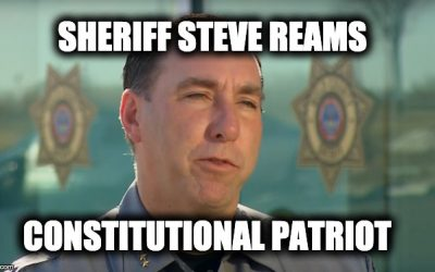 Colorado Sheriff Says He'll Go to Jail Before Enforcing Anti-Gun 'Red Flag' Law