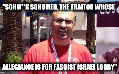 Senior California Democrat Spews Antisemitism-Party Silent