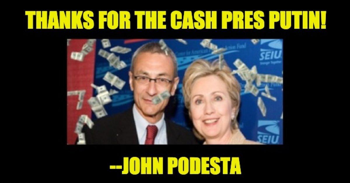 investigate John Podesta
