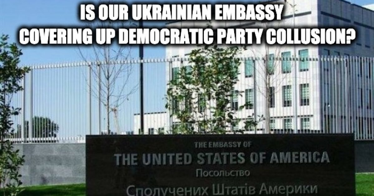 Ukraine Democratic wrongdoing