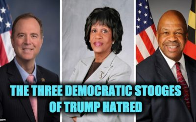 Dems. Cummings, Waters, Schiff Sign Agreement To Conspire To Create Attacks Against Trump