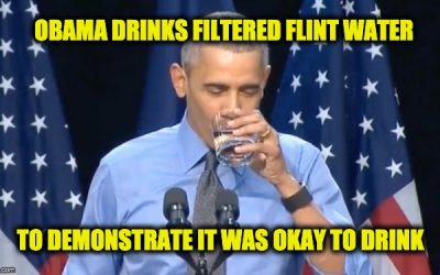 Flint lead water