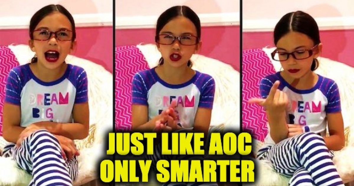 AOC impersonator