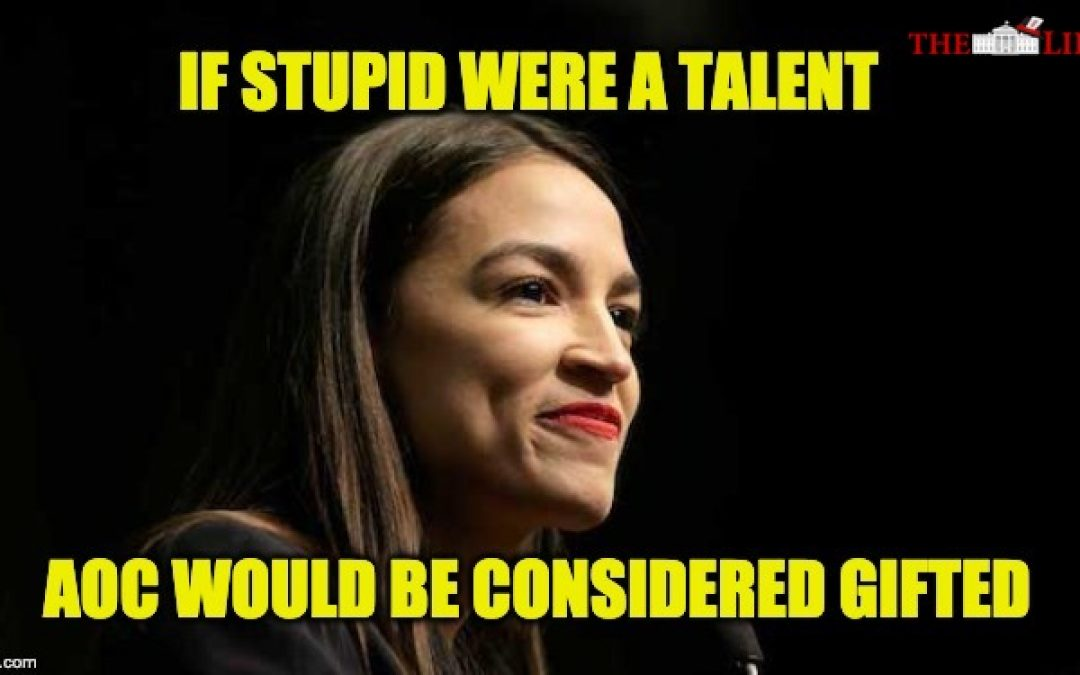 Ocasio-Cortez Lists Tax Cuts And The Census As Reasons To Impeach Trump