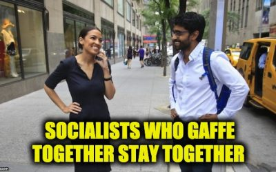 AOC's Chief Of Staff Backs Voting Rights For Terrorists & All 'Affected By Unjust Laws'