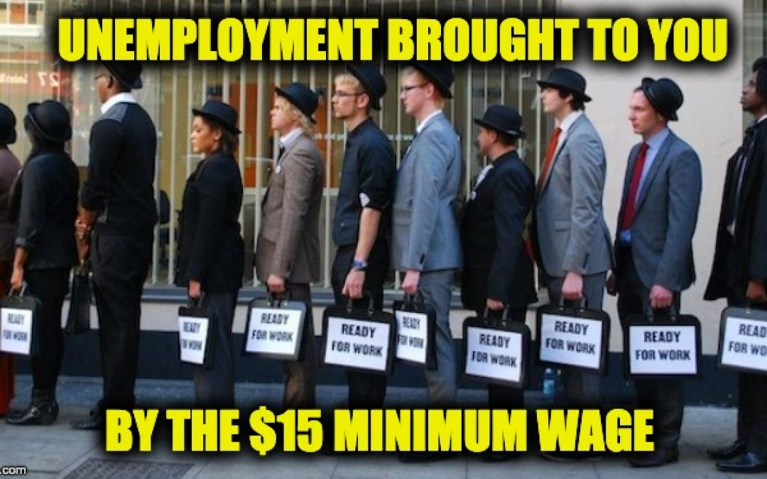 Mass. And NY Are Feeling The Ugly Side Of Minimum Wage Hikes