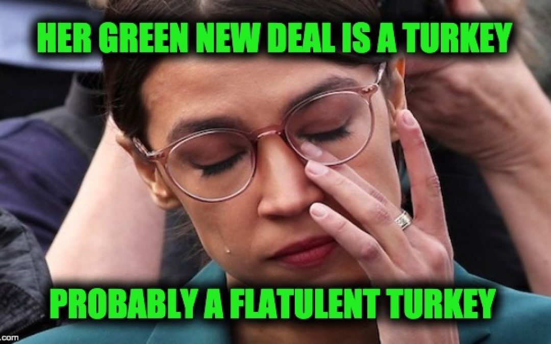 Study: Green New Deal Would Have 'No Effect' On Earth's Climate